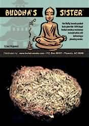 Buddha Sister Smoking Alternative for Marijuana Smokers