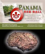 Panama Red Ball Smoking Alternative for Marijuana Smokers